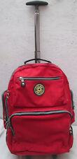 -Sac de voyage (main ou dos) 54 cm à roulettes KIPLING toile  TBEG vintage bag