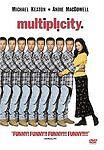 Multiplicity DVD Harold Ramis(DIR) 1996