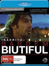 Biutiful (Blu-ray, 2011) Region B  New Sealed