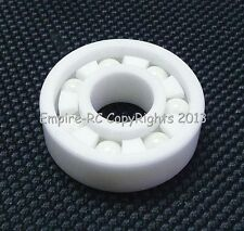 (5 PCS) 693 (3x8x3 mm) Full Ceramic Zirconia Oxide Ball Bearing (ZrO2) 3*8*3