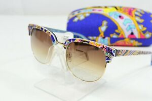 Vera Bradley Jesslyn Romantic Paisley 54/20 Sunglasses