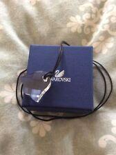 Swarovski Crystal Leather Costume Necklaces & Pendants