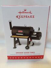 2015 Hallmark Keepsake Ornament Smokin' Good Times B22/28