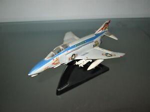 "F-4 Phantom U.S.Marine "" Midway Du Bicentenaire "" Nf , en Métal Armour Vintage"