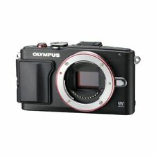 Near Mint! Olympus E-PL6 16MP Body Black - 1 year warranty