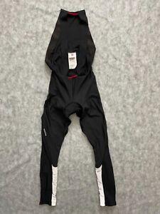 Castelli NanoFlex bib tights pants cycling leggings suit sleeve less size L