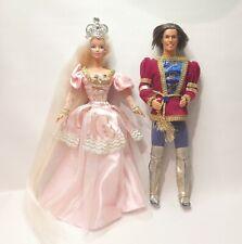 Vintage Barbie Fashion Doll - Barbie Rapunzel & Prince Ken #534