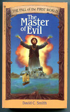 THE MASTER OF EVIL pb, FN-, David C Smith, 1983, 1st, Unread, more pb in store