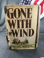 Gone with the Wind by Margaret Mitchell (1937 hardback with dust jacket)