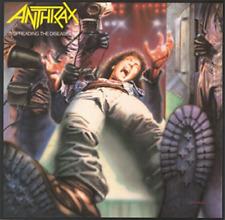 ANTHRAX SPREADING THE DISEASE Album CD NEW Gift Idea