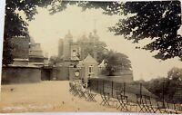 .c1900 ENGLISH REAL PHOTO POSTCARD. GREENWICH OBSERVATORY.