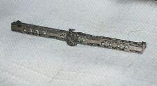 Early 1900s EIF Co Filigree Bar Pin w/ 1903 Corrected PHI DELTA THETA BADGE CofA