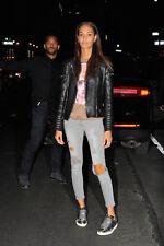 FRAME Le Skinny De Jeanne in HARDING Distressed Destroyed Skinny Jeans 28 $229