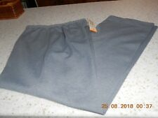 Ladies Gray Pants By:alfred dunner Size 18 NWT