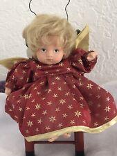 Vintage Rare Gotz Puppenmanufaktur Little Angel Doll