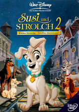 Susi und Strolch 2 (Walt Disney)                                       DVD   010