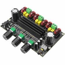 """AMPLIFICATORE 2.1 PCB CLASSE """"D"""" DA 2 X 50W + 100WRMS TPA3116 OTTIMO SUONO!"""