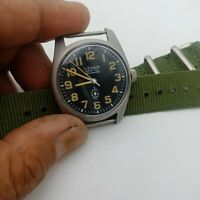 Wrist Watch - US Army NAVY - General Purpose - Vietnam War 1969