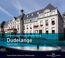 """BU Set Luxemburg 2014  """"Dudelange"""" - 9 munten 2x2 euros"""