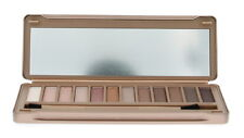 Cameo Naked Fashion Eye Shadow Collection - With Double Ended Applicator Brush -