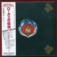 SANTANA - LOTUS  3-CD MINI LP JAPAN  MHCP 1002-4