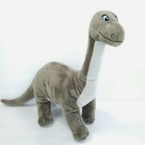 """IKEA Brontosaurus Jattelik Stuffed Animal Plush Large 22"""" Long Neck Soft New"""