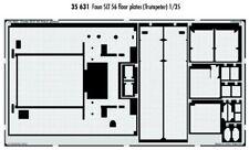 Eduard 1/35 Faun SLT56 floor plates # 35631
