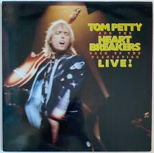 TOM PETTY AND THE HEARTBREAKERS PACK UP THE PLANTATION LIVE! 2 LP MCA UK 1985 EX