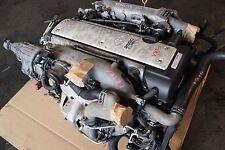 JDM Toyota Chaser 1JZGTE Turbo VVTi 2.5L DOHC Engine 1JZ-GTE Motor Auto Trans