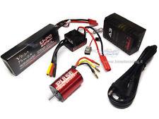 KIT Brushless Auto 1:10 Himoto  Motore Regolatore Batteria Lipo Caricabatteria