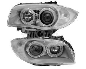 BMW 1 Series E81 E87 2004-2007 Bi Xenon Headlight Right and Left Side OEM NEW