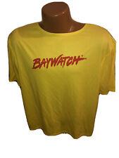 NWOT Baywatch Lifeguard T Shirt Size Large