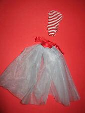 (169) azul claro tul falda + Body de la generación Girl barbie #6282 mattel 1995