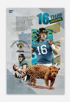 Trevor Lawrence Sunshine MAGNET - Jacksonville Jaguars Duuuval NFL Quarterback
