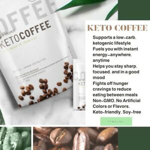 It Works! Keto Coffee - Pack of 15