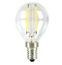 LED Kugel E14 2w Filament Warmweiss 210 Lumen 300° Abstrahlwinkel