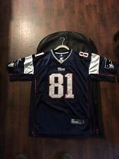 Patriots Reebok Aaron Hernandez jersey Size 48