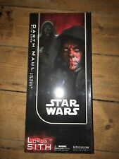 Sideshow Lords Of The Sith Darth Maul  Sith Lord AFSSC508