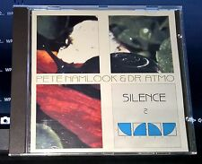 """Pete Namlook & Dr. Atmo - """"Silence 2"""" - Ambient World / Fax Records - aw 002"""