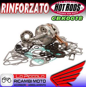 HONDA CR 125 R 1998 1999 HOT RODS KIT REVISIONE MOTORE ALBERO + CUSCINETTI