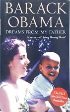 Dreams From My Father by President Barack Obama updated 2004 ed used paperback