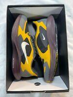 Nike Gyakusou x Zoom Pegasus Turbo 'Gold Dart'- size: M 9.5 || W 11 (BQ0579 700)