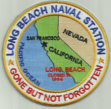 LONG BEACH NAVAL STATION, CALIFORNIA, CLOSED 1994, GONE BUT NOT FORGOTTEN