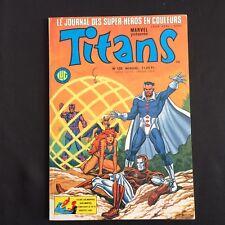 Titan Le Journal Des Super Héros 105