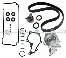 88-92 Toyota Corolla 1.6L 4AF 4AFE 16V DOHC GASKET/ TIMING BELT KIT/ WATER PUMP