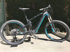 2018 Focus Jam2 Plus LTD Shimano STEPS E8000  Ebike, pick S/M/or L