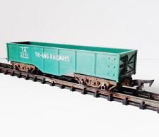 TRI-ANG RAILWAYS GONDOLA WAGON R116 (green) - OO guage - TR3576