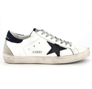 Golden Goose Superstar Low Top Sneaker Size US 12 / 45