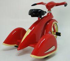 Tricycle 1930s Trike Bike Vintage Antique Red Yellow Classic Metal Midget Model