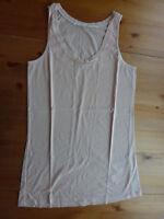 Excl. (Dorothee) Schumacher Shirt Top Baumwolle Nude Gr. 4 L 38/40 Neu NP 89,90€